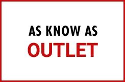 AS KNOW AS OUTLET